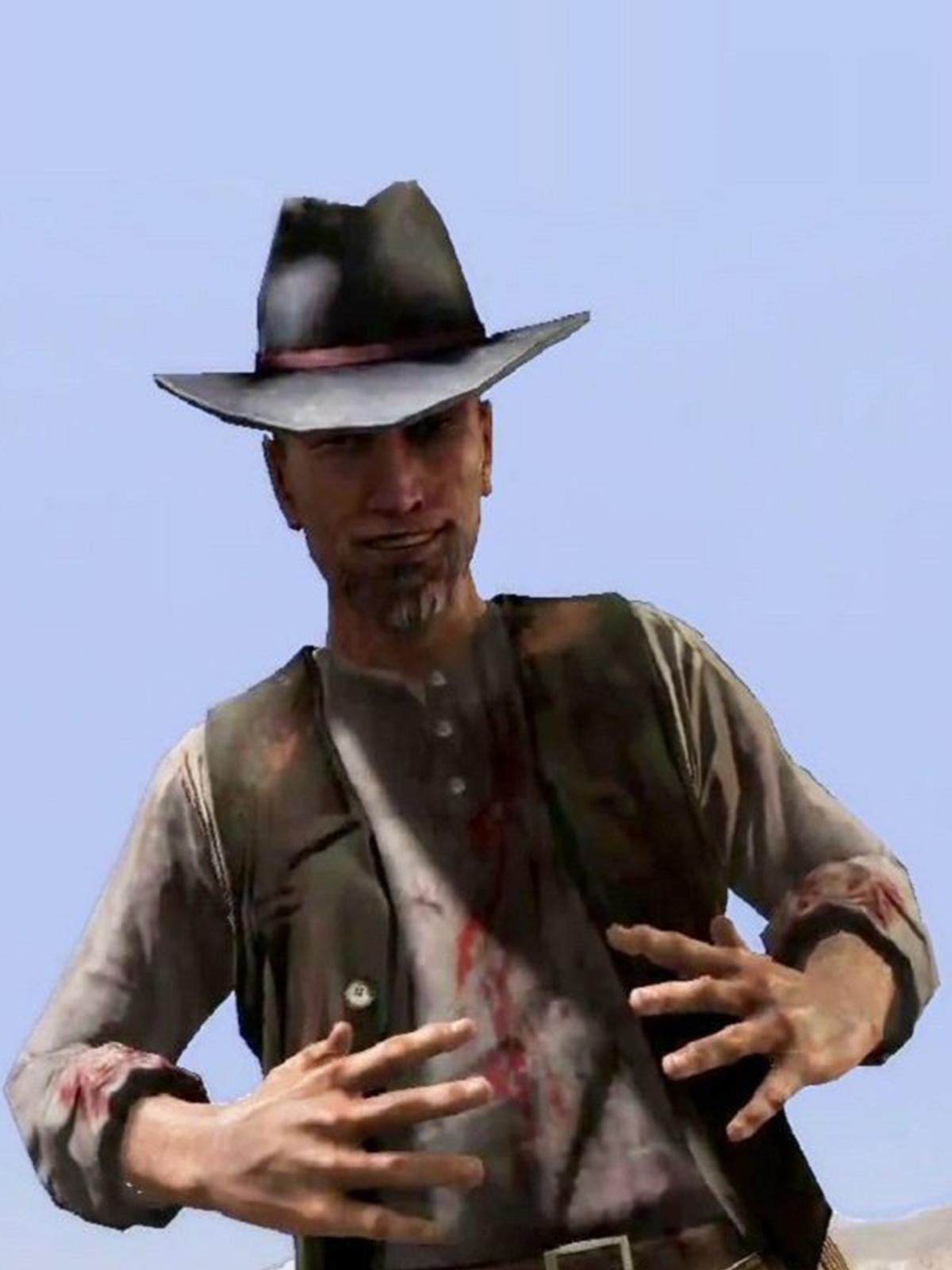 Red Dead Redemption 2 Randall Forrester Vest - Bayperfect
